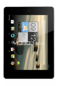 ACER ICONIA A1-810 8GB specs