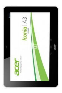ACER ICONIA A3-A11 3G specs