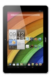ACER ICONIA A3 specs