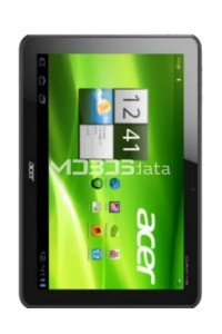ACER ICONIA A500 32GB specs