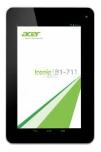 ACER ICONIA B1-711 8GB specs
