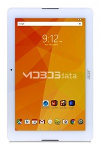ACER ICONIA ONE 10 B3-A30 specs