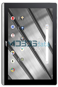 ACER ICONIA ONE 10 B3-A50 specs