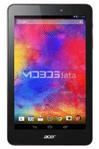 ACER ICONIA ONE 8 B1-820 specs