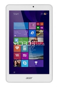 ACER ICONIA TAB 8 W specs