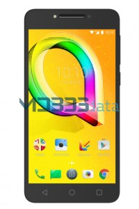 ALCATEL A5 LED specs