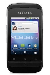 ALCATEL ONE TOUCH 903K specs