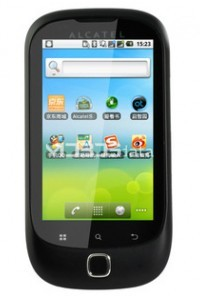 ALCATEL ONE TOUCH 927 specs