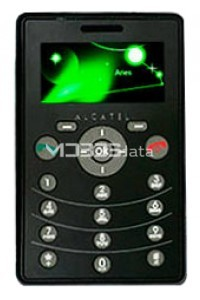 ALCATEL ONE TOUCH C123 specs