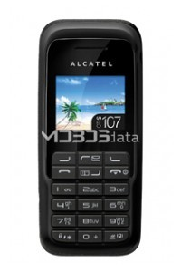 ALCATEL ONE TOUCH S107 specs