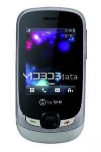 ALCATEL S BY SFR 3440 specs