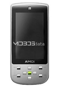 AMOI F60 specs