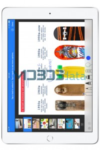 APPLE IPAD 9.7 (2018) specs