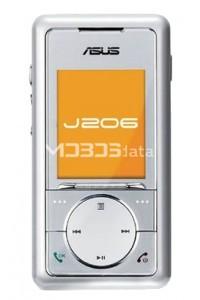 ASUS J206 specs