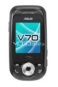 ASUS V70 specs