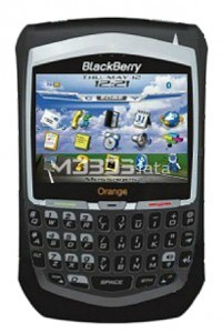 BLACKBERRY 8700F specs