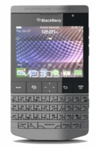 BLACKBERRY PORSCHE DESIGN P'9531 specs