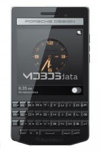 BLACKBERRY PORSCHE DESIGN P'9983 RHB121LW specs