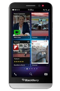 BLACKBERRY Z30 STA100-2 specs
