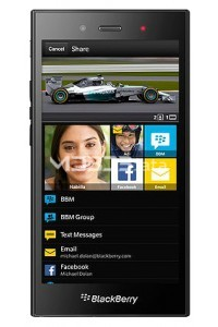 BLACKBERRY Z3 specs