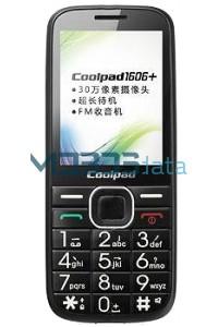 COOLPAD 1606+ specs