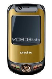 DAXIAN DK200 specs
