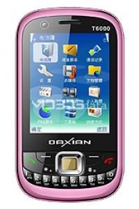 DAXIAN T6000 specs