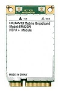 HUAWEI EM820W specs