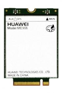 HUAWEI ME906 specs