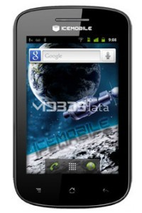 ICEMOBILE APOLLO TOUCH specs