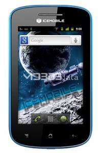 ICEMOBILE APOLLO TOUCH 3G specs