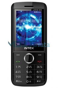 INTEX LIONS G10 specs