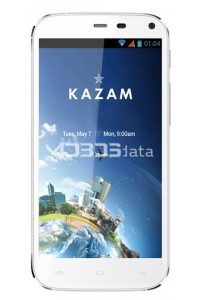 KAZAM THUNDER 2 5.0 specs