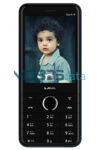 LAVA SPARK I8 specs