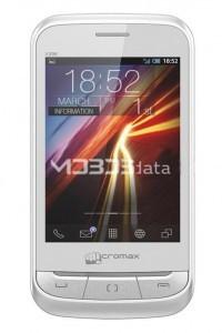 MICROMAX X336 specs