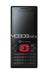 MICROMAX X365 specs