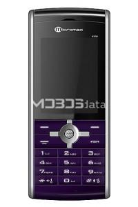 MICROMAX X370 specs