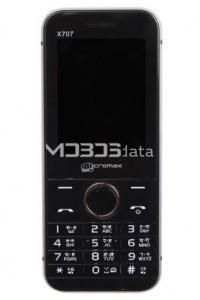 MICROMAX X707 specs