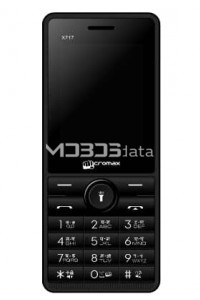 MICROMAX X717 specs