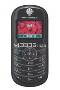 MOTOROLA C140 specs