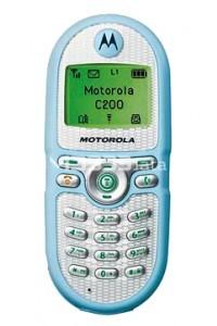 MOTOROLA C200 specs