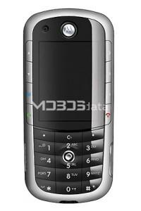 MOTOROLA E1120 specs