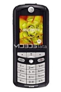 MOTOROLA E398 specs