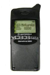 MOTOROLA INTERNATIONAL 8800 specs