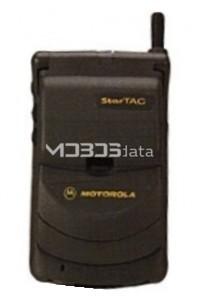 MOTOROLA STARTAC 80 specs