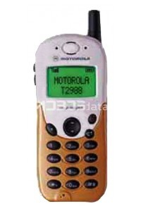 MOTOROLA TALKABOUT T2988 specs