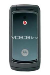 MOTOROLA W397 specs