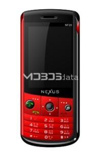 NEXUS NF 20 specs