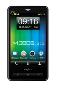 NEXUS NT50 specs