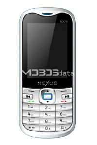 NEXUS NX 29 specs